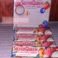 Coklat Silverqueen Very Berry Yoghurt