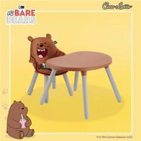 Kursi Makan Cocolatte Multi Switch 3 in 1 We Bare Bears High Chair WBB