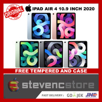 iPad Air 4 2020 256GB - 64GB 10.9 WiFi Only GRAY GREEN BLUE ROSE GOLD