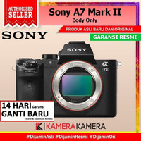 Sony Alpha a7 II alpha 7 mark II Mirrorless Camera Body Only - Resmi