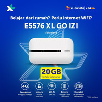MiFi Modem Wifi Router 4G Huawei E5573 XL GO Unlock All Operator