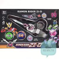 Kamen rider ZI0 senjata - pedang menjadi pistol kamen raider - SS