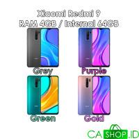 Xiaomi Redmi 9 - 4GB 64GB (4/64) - New Original Garansi Resmi