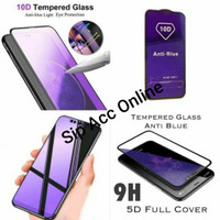 TEMPER GLASS ANTI BLUE LIGHT VIVO V20 SE FULL COVER -Sip