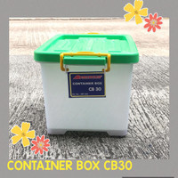 box container multiclub 30 liter - Orange
