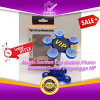 Magic Suction Cup Mobile Phone Holder Bracket Gurita Penyangga HP 0637