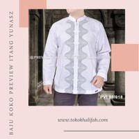 baju Koko preview Itang Yunasz Muslim