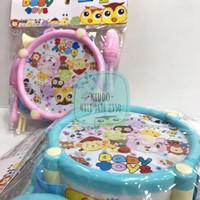 Mainan Drum Set dan maracas terompet - SHS