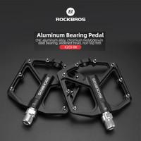 Rockbros Pedal Sepeda MTB Sepeda Lipat Road Bike Bearing Ringan K203