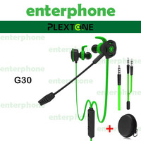 Plextone G30 In Ear Gaming Earphone Headset With Mic Original