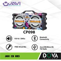 Speaker Javi Cb 003 Bluetooth portable