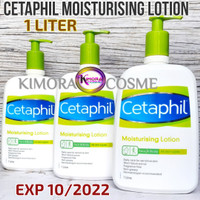 Cetaphil Moisturising Lotion 1 Litre Liter 1000ml
