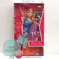 Mainan anak perempuan - barbie supermodel - WHS