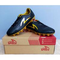 Sepatu Bola Specs Acc Lightspeed II Jr FG Black-Gold