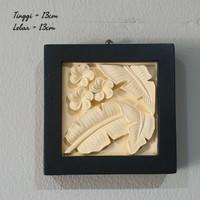 wall decor kayu gypsum hiasan dinding dekorasi home decor homedec