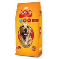 BOLT DOG FOOD 20KG GOJEK GRAB ONLY PEDIGREE MAXI DOG ALPO DOG