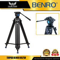 TRIPOD BENRO KH25N Kamera Video Tripod Professional Hydraulic Head Kit