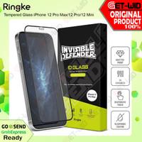 Ringke Tempered Glass iPhone 12 Pro Max / 12 Pro / 12 Mini Anti Gores
