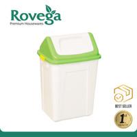 Rovega tong sampah Plastik / tempat sampah DB15 ( Food Grade)