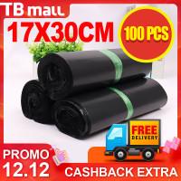 Plastik Bag / Plastik Packing Online Shop ISI 100 PCS Lem tebal Grosir