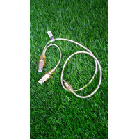 KABEL DATA HDD USB Male to USB Male Kabel Cabang USB to USB + 5 pin
