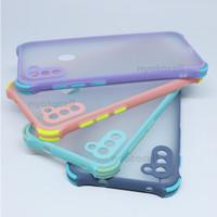 Samsung A11 A20 A30 M10 M10S M11 M31 M51 Case Dove Crack Macaron Color