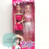 Mainan anak perempuan - barbie isi 2 - WHS