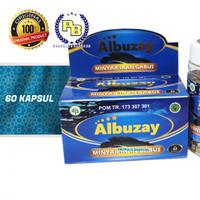 Albuzay Kapsul Minyak Ikan Gabus Original