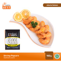 Shrimp Popcorn Seafood Lovers 160gr