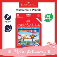 Pensil warna Water Color Faber Castell 48