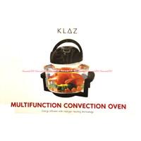 Klaz Multifunction Convection Oven Alat Pemanggang Makanan 12L