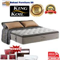 Hanya Kasur KING KOIL Springbed ( World Endorsed ) Mattress Only