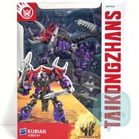 Taikongzans Kubian - Robot Transformers berubah menjadi dino - HHS2
