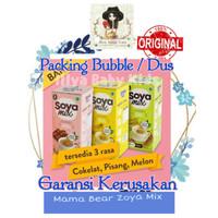 Mama bear Soya mix minuman pelancar asi / mama soya bear FREE BUBBLE