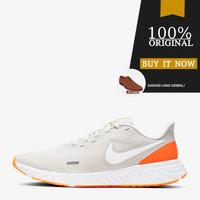 BQ3204-006 Sepatu Running Original Nike Revolution 5 - Platinum Tint