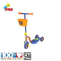 Scooter anak PMB toys roda tiga S-01 murah