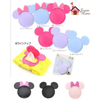 Penutup Tisu Basah Reusable Wet Tissue anti kering Mickey Mouse Minnie