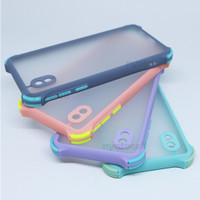 Samsung A01 A11 A21S A31 A51 A71 A81 A91 Core Case Dove Crack Macaron