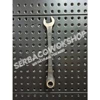 Kunci Ring Pas 5 Ukuran 12-14-17-19-22 mm Kunci Serbaguna Tebal Ori