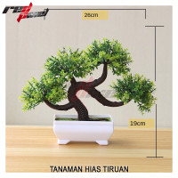 Tanaman Artificial Plants Decoration Bonsai