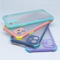 iPhone 6 7 8 Plus SE 2 2020 11 X XS XR Pro Max Case Dove Crack Macaron