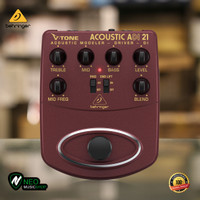 Behringer ADi21 V-Tone Acoustic Preamp With DI Recording Output