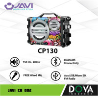 Speaker Javi CB 002 Bluetooth portable