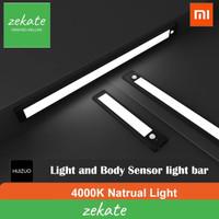 XIAOMI HUIZUO Night Light LED USB Rechargeable Lampu Lemari Sensor