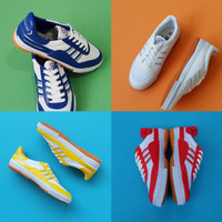 Sepatu Kodachi 8115 Ukuran Besar (40-45) - Badminton, Volley, Running