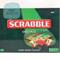 Scrabble - board games - mainan edukasi - HS