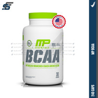 MUSCLEPHARM MP BCAA 3:1:2 240 CAPSULES