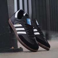 Adidas Samba Og Black Whitw Original 100% - 40