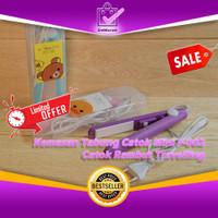 Kemasan Tabung Catok Mini F-002 Catok Rambu Travelling 0611