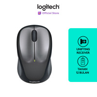Logitech M235 Mouse Wireless - Colt Glossy